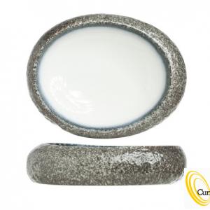Platos ovalados modelo sea pearl
