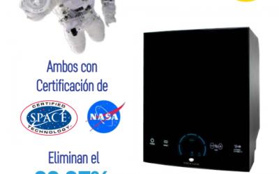 Purificador de aire pure & clean 29,85×24,13×25,40 cm.